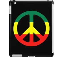 Rasta Peace iPad Case/Skin