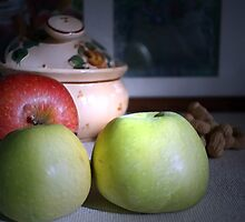 Apples And Nuts by svetlananilova