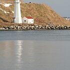 St George's Island Lighthouse by Leanne Davis