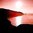 Red Sky by Lyndy