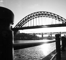 Tyne Bridge by Colin McLurg