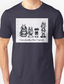 Transylvania's Most Wanted T-Shirt