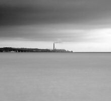 Kilroot Powerstation by Adam McAteer