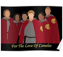 Merlin for the love of camelot Poster