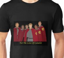 Merlin for the love of camelot Unisex T-Shirt