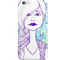 Nature Girl iPhone Case/Skin