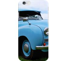 A lovely homely woman..and a very good cook! iPhone Case/Skin