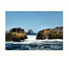 Bruny Island. Tasmania Art Print