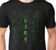 Nerd Matrix  Unisex T-Shirt
