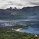 Norway scenery by Sandra Kemppainen