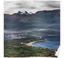 Norway scenery Poster
