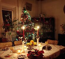 Christmas Eve by Sandra Kemppainen