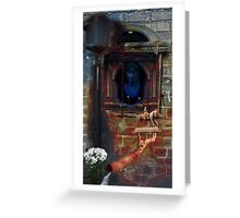 Without a name it is Greeting Card