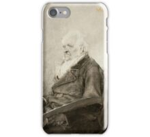 Marques, Francisco Domingo -  1885, 110 x 94,5 cm iPhone Case/Skin