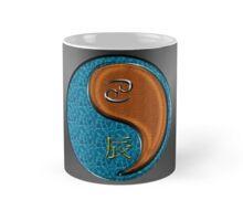 Cancer & Dragon Yang Wood Mug