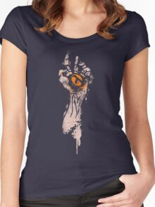 Half Life Hope Women's Fitted Scoop T-Shirt