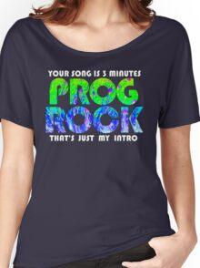 Prog Rock Liquid 3 Minutes Women's Relaxed Fit T-Shirt