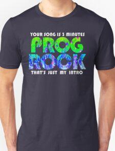 Prog Rock Liquid 3 Minutes T-Shirt