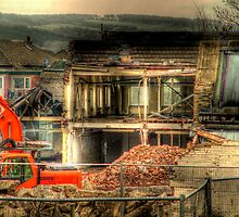 Demolition by m4rtys
