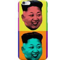 50 Shades of Kim Jong-un Art iPhone Case/Skin