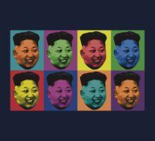 50 Shades of Kim Jong-un Art T-Shirt