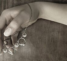 The Art of Life is to Show Your Hand by Kait  Seidel