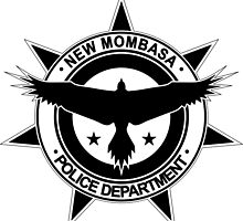 Halo, New Mombasa Police Department logo by Adamasage