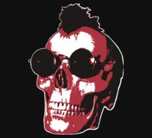 Mohawk Skull - Rock'n'Roll by Bela-Manson