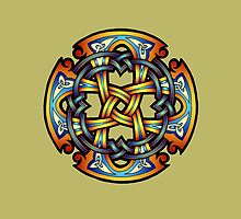 Celtic Cross  by Lugh  Damen