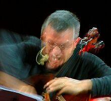 """Giovanni Sollima cellist by Antonello Incagnone """"incant"""""""
