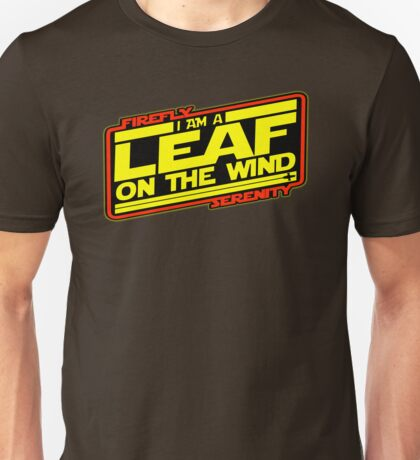 Firefly Strikes Back Unisex T-Shirt