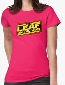 Firefly Strikes Back Womens Fitted T-Shirt