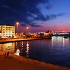 Athens Harbour by JenB