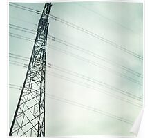 Power Tower Poster