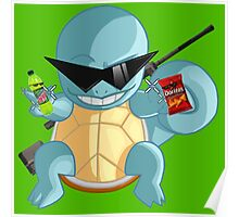 Squirtle MLG Poster