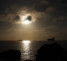 Kaohsiung Sunset by Mark Bolton