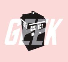 Geek My Ride- TARDIS Kids Clothes