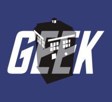 Geek My Ride- TARDIS by zenjamin