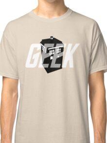 Geek My Ride- TARDIS Classic T-Shirt