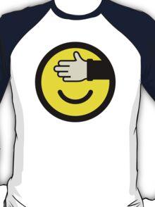 Shy emoticon T-Shirt