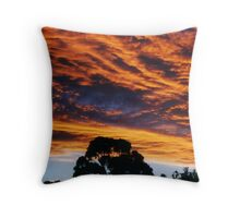 Sunburnt Country Throw Pillow