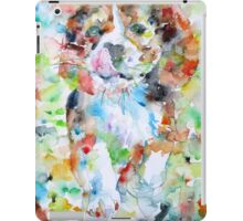 THE RUNNING PUPPY iPad Case/Skin