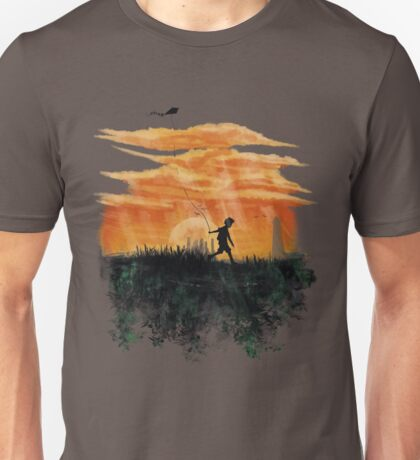 sunny kite kid Unisex T-Shirt