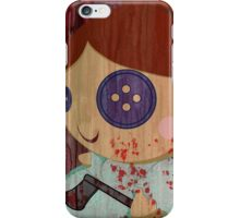 Lizzie Borden iPhone Case/Skin
