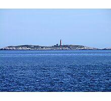 Sambro Island Light Photographic Print