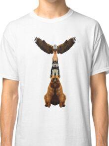 Wild Totem Classic T-Shirt