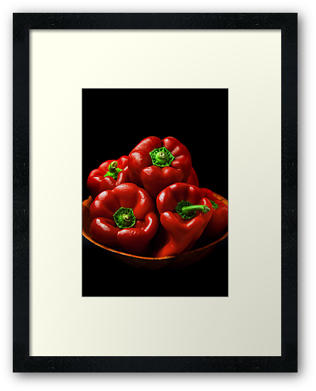 Capsicums  by EOS20