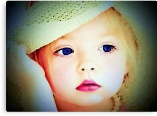 The Doll Collector:  My Precious Blue Eyes by Rick Wollschleger