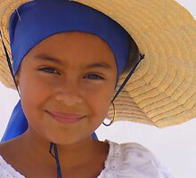 The little dancer, Ciudad Colón, Costa Rica by Guy Tschiderer