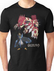 Andy W's Primal Groudon & Empoleon T-Shirt